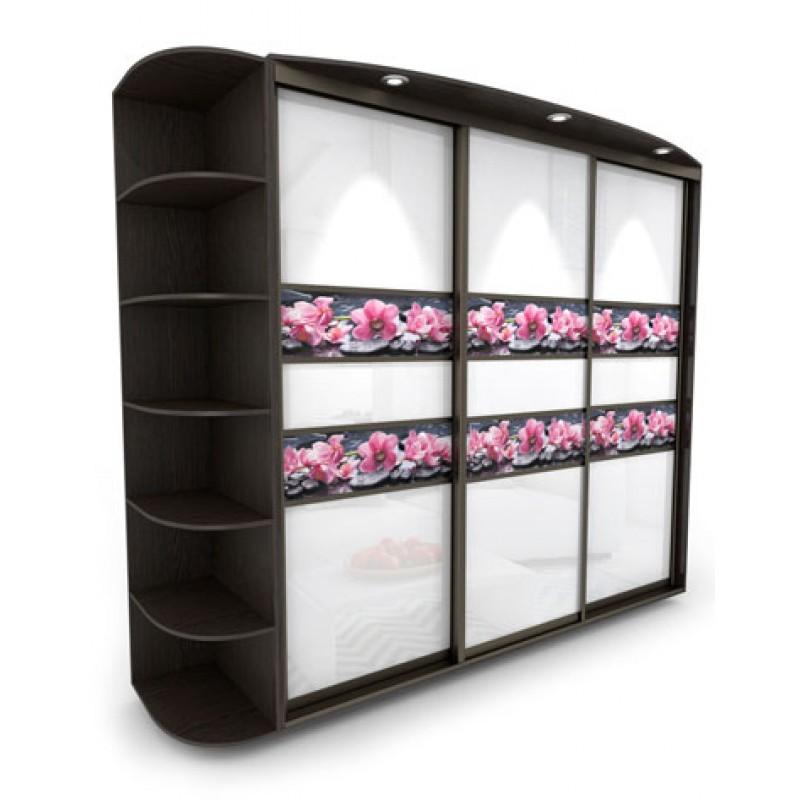 Шкаф-купе 2 3-х дверный - интернет-магазин мебели гермес-меб.